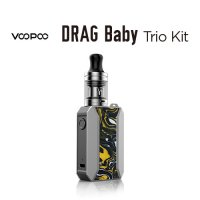 <img class='new_mark_img1' src='https://img.shop-pro.jp/img/new/icons24.gif' style='border:none;display:inline;margin:0px;padding:0px;width:auto;' />★SALE!!★30%OFF★VOOPOO DRAG Baby Trio Kit【ブープー ドラッグベビートリオ スターターキット ボックスタイプ テクニカルMOD】