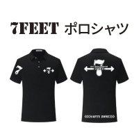 VAPE JAPAN 7FEET 鹿の子ポロシャツ【セブンフィート ソーシャルディスタンス オリジナル】