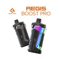 <img class='new_mark_img1' src='https://img.shop-pro.jp/img/new/icons1.gif' style='border:none;display:inline;margin:0px;padding:0px;width:auto;' />Geek vape AEGIS BOOST PRO MOD Kit 100W【ギークベイプ イージスブーストプロ バッテリー別売】