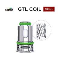 【ネコポス対応可】Eleaf GTL MESH COIL 0.4Ω 5個セット【イーリーフ ジーティーエルメッシュコイル PICO COMPAQ用】