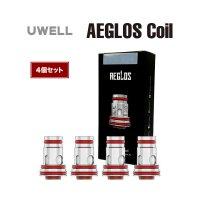 【ネコポス対応可】UWELL AEGLOS Coil 4個セット【ユーウェル イーグロス コイル】