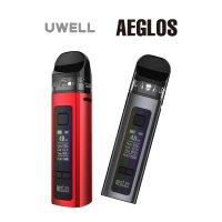 UWELL AEGLOS Pod System【ユーウェル イーグロス ポッド スターターキット】