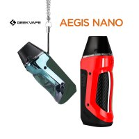 Geek vape AEGIS NANO【ギークベイプ イージスナノ スターターキット】