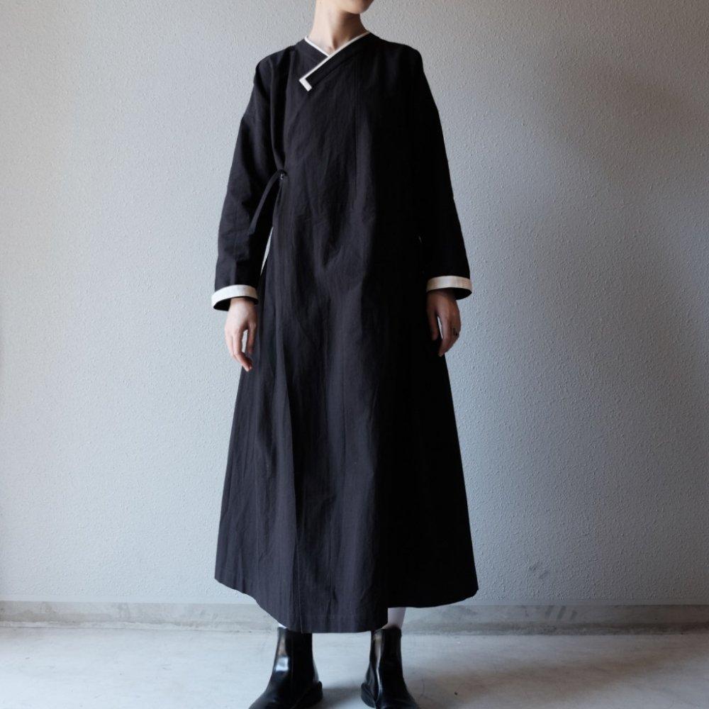 Vietnamese Tribal Dress by suie  (Black)