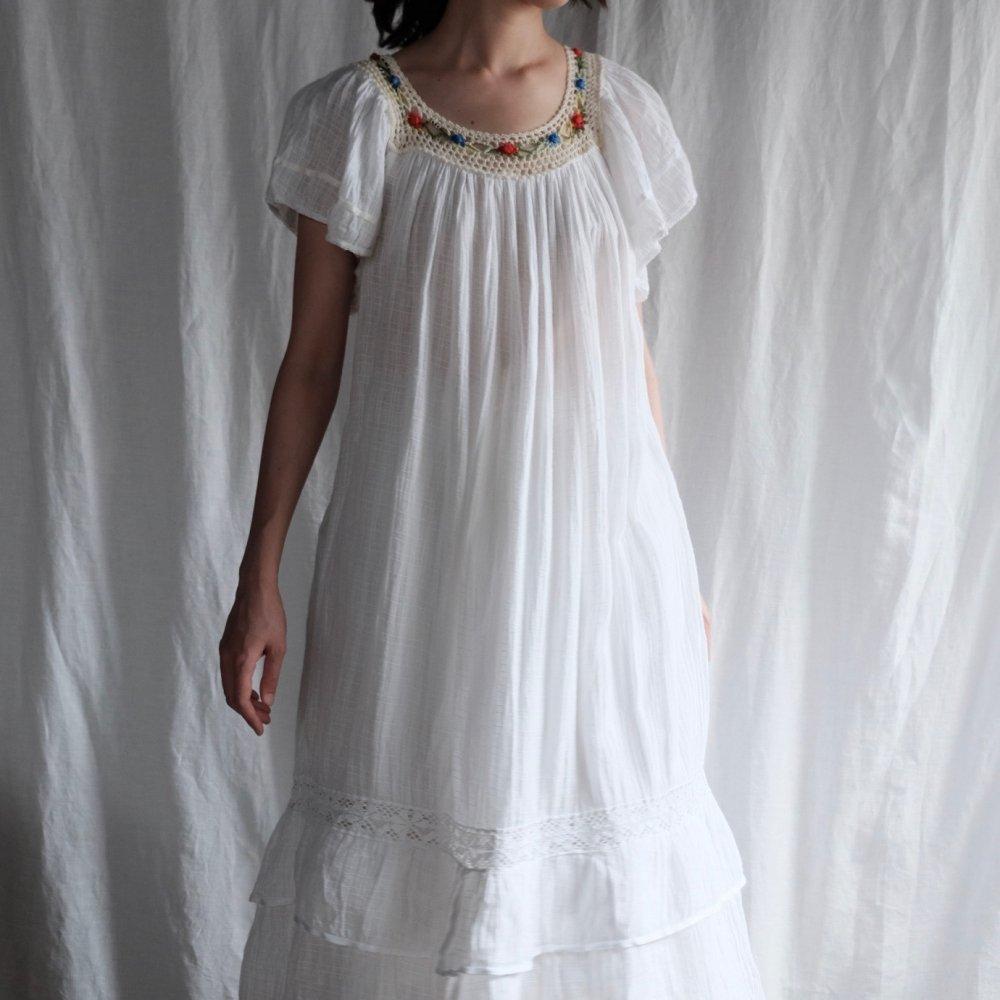 [VINTAGE] Floral summer dress