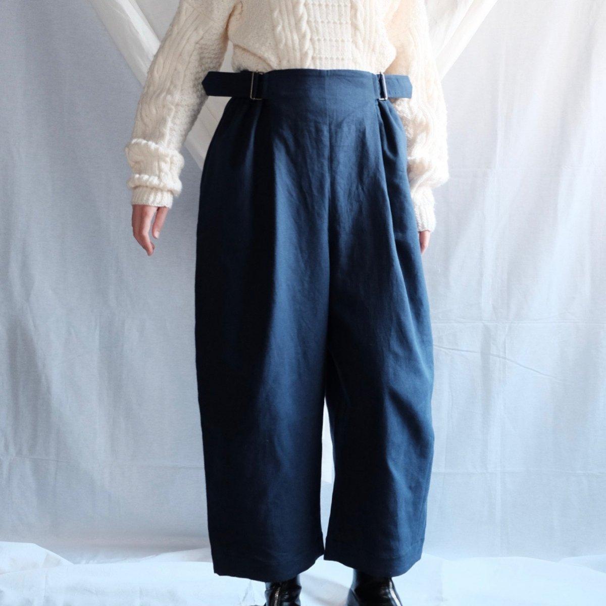 Volendam Worker's Pants Navy by suie