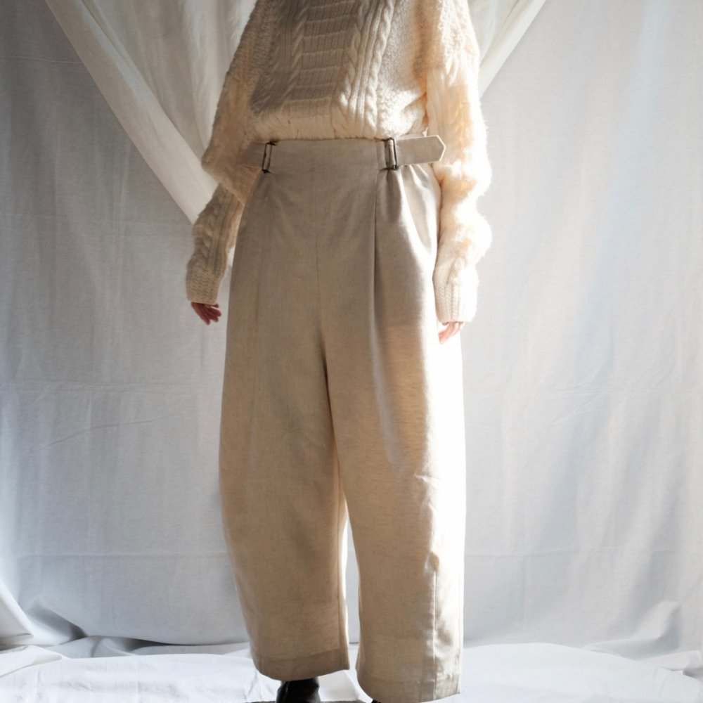 Volendam Worker's Pants White by suie