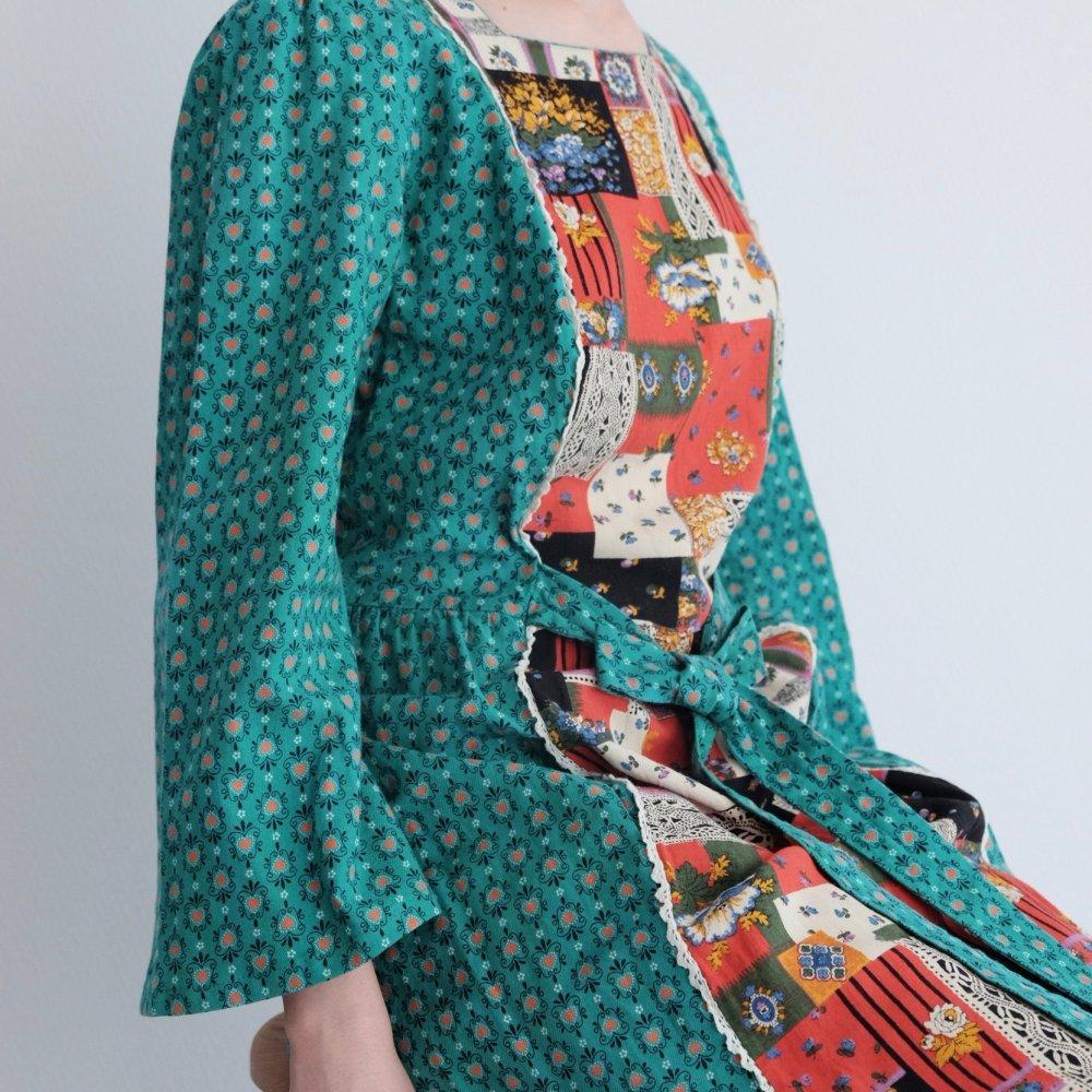 [VINTAGE] Spring Festive Dress