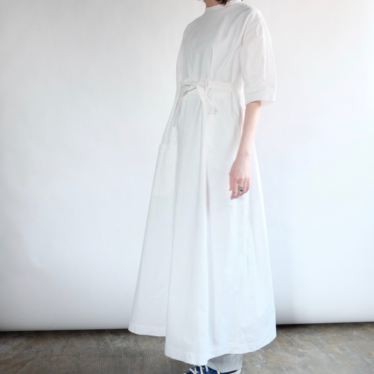 [VINTAGE] Back Buttons Medical Gown