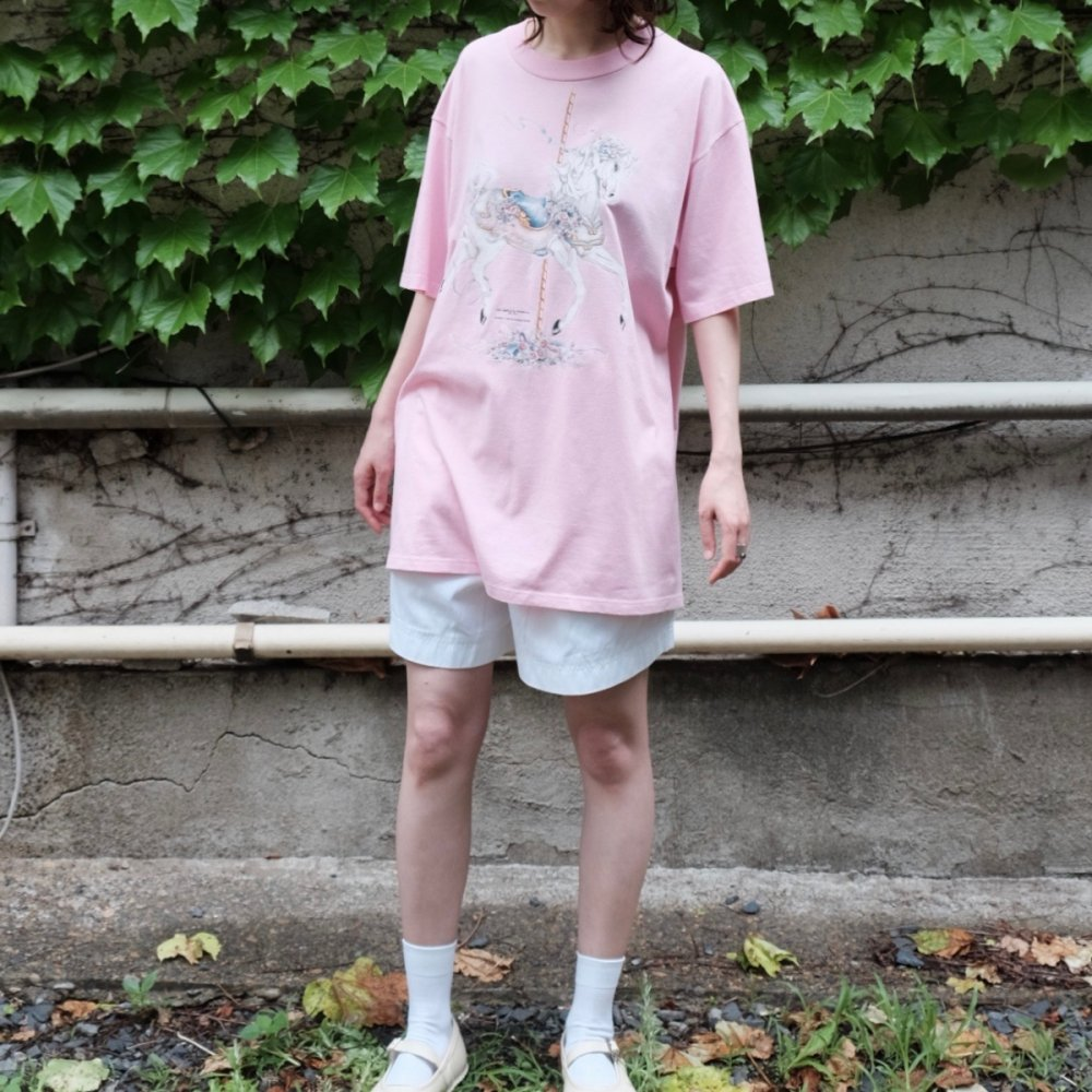 [VINTAGE] Remember 90's Pony T-shirt