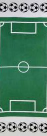 サッカー(緑)