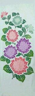 紫陽花(水色)