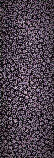 桜 紺×ラベンダー