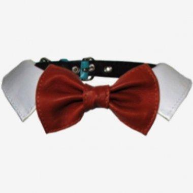 【S*ck Right!(サックライト)】Frank Sinatra Bow collar