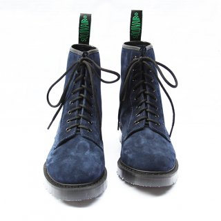 Solovair England for Props Store Annex/8 Eye Derby Boots