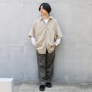 <img class='new_mark_img1' src='https://img.shop-pro.jp/img/new/icons5.gif' style='border:none;display:inline;margin:0px;padding:0px;width:auto;' />2010s Dickies ディッキーズ/ショートスリーブワークシャツ Deadstock MWS8,DCW【3XL】