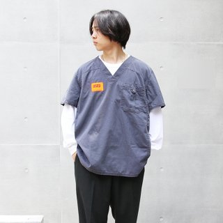 <img class='new_mark_img1' src='https://img.shop-pro.jp/img/new/icons5.gif' style='border:none;display:inline;margin:0px;padding:0px;width:auto;' />2000s Dickies ディッキーズ/スクラブシャツ DCW【XL】