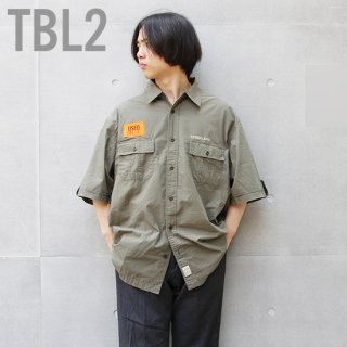 <img class='new_mark_img1' src='https://img.shop-pro.jp/img/new/icons5.gif' style='border:none;display:inline;margin:0px;padding:0px;width:auto;' />2000s Timberland ティンバーランド/ポプリンキャンプシャツ TBL1-5 【S,XL】