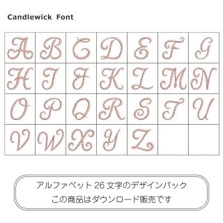 Candlewick Font