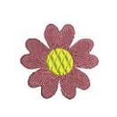 heart flower A