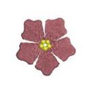 pentagon flower A