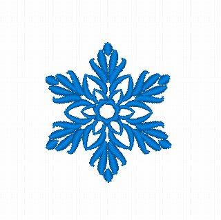 ☆クリスマスモチーフ☆雪の結晶(フラワー)