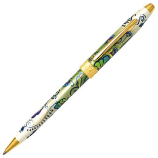 【CROSS - クロス】ボタニカ グリーン ボールペン