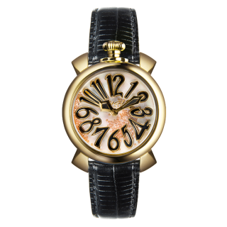 GAGA MILANO MANUALE 40MM FLOATING 5023.FL.01(マヌアーレ40mm)