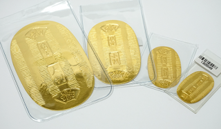 純金製大判 50g