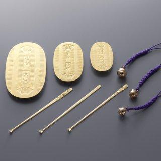 K18製 耳かき(松竹梅)