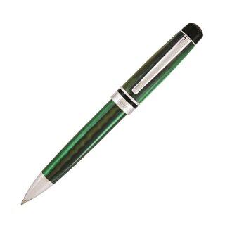 PRIMA プリマ グリーンストライプ ボールペン