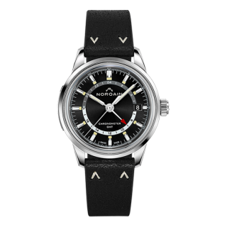 NORQAIN ノルケイン Freedom 60 GMT NN2100SG/B211/20BO.18S