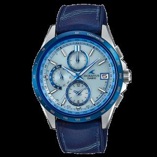 OCEANUS OCW-T2600ALB-2AJR【藍染 限定700本】
