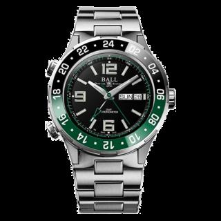 BALL WATCH ボールウォッチ ロードマスター マリン GMT 限定1000本 DG3030B-S2CJ-BK