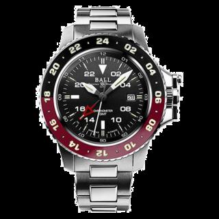 ボールウォッチ エンジニア ハイドロカーボン エアロ GMT �  DG2018C-S3CJ-BK