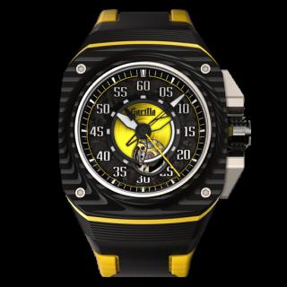 Gorilla Watches ファストバック GT レオンレーシング 世界限定300本
