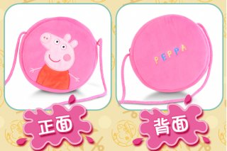 <img class='new_mark_img1' src='https://img.shop-pro.jp/img/new/icons1.gif' style='border:none;display:inline;margin:0px;padding:0px;width:auto;' />Peppa Pig ショルダーバッグ Peppa(ピンク)