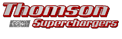 THOMSON SUPERCHARGERS