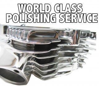 Cylinder Head Polishing Service
