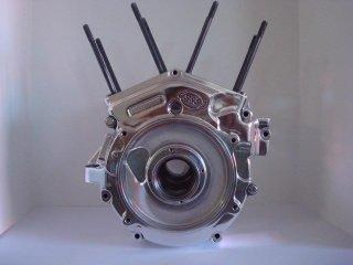 Engine Case Polishing Service