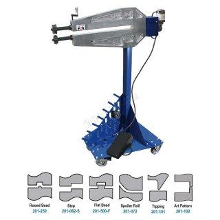 Mittler Bros. 24 inch Power Bead Roller Deluxe Kit