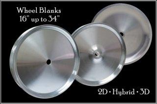 MSI Wheel Blanks