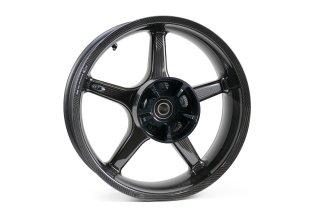 BST Twin TEK 18 x 5.5 Rear Wheel - HD Touring Models (09-20)
