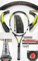 【中古テニスラケット】BA0573  バボラ ピュアストームMPチーム(2004年モデル) 値下げしました【H27/08/14】