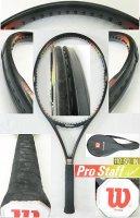 【中古テニスラケット】W0406 ウイルソン プロスタッフ クラシック110 PROSTAFF Classic110
