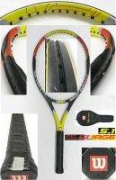 【中古テニスラケット】W0438 ウイルソン プロスタッフサージ5.1 Prostaff SURGE5.1