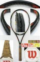 【中古テニスラケット】W0569 ウイルソン プロスタッフクラシック95 Prostaff Classic95