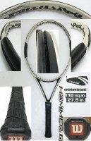 【中古テニスラケット】W0604 ウイルソン ハンマー6 HAMMER6