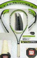 【中古テニスラケット】W0613 ウイルソン nプロ オープン nPRO OPEN