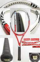 【中古テニスラケット】W0698 ウイルソン SIX.ONE95 US